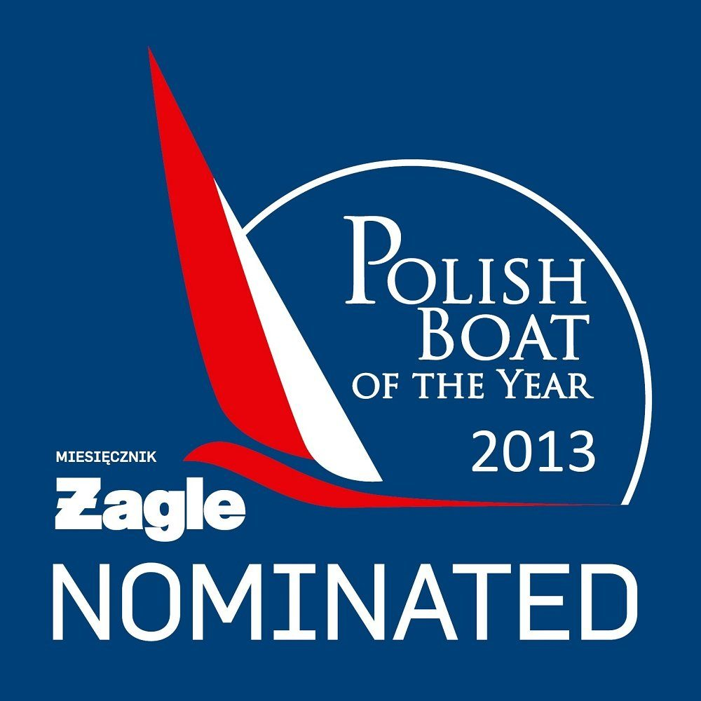 polish boat of the year nominated 2013