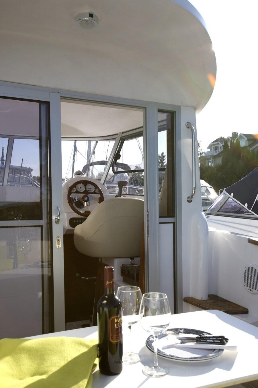 mazury 700 camping cruiser sliding door