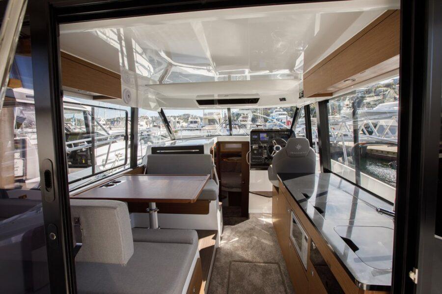 mf 1095 fly new motor yacht
