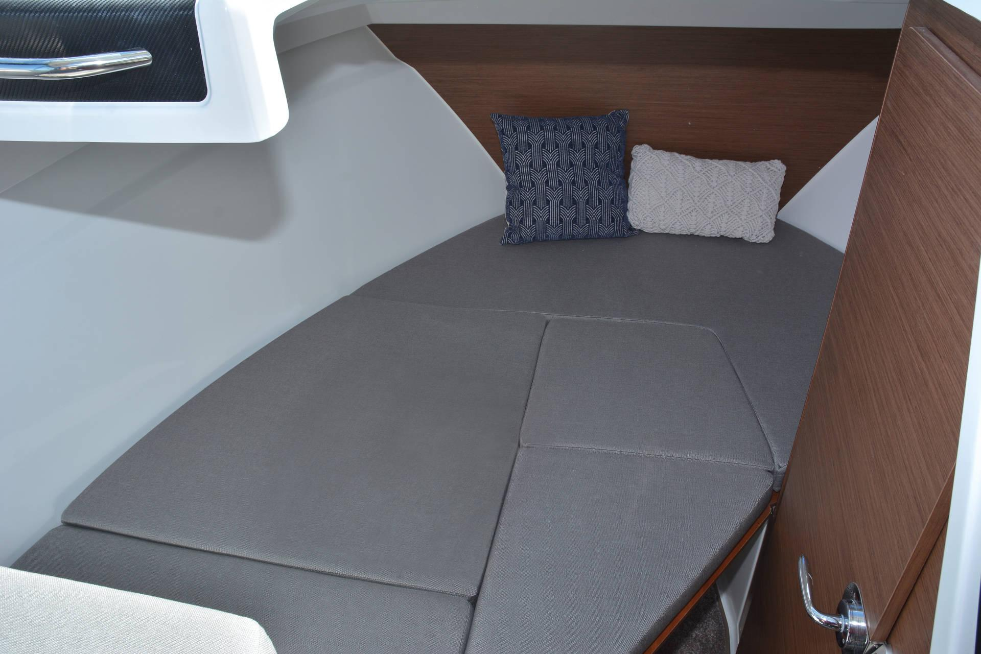 merry fisher 695 front berth
