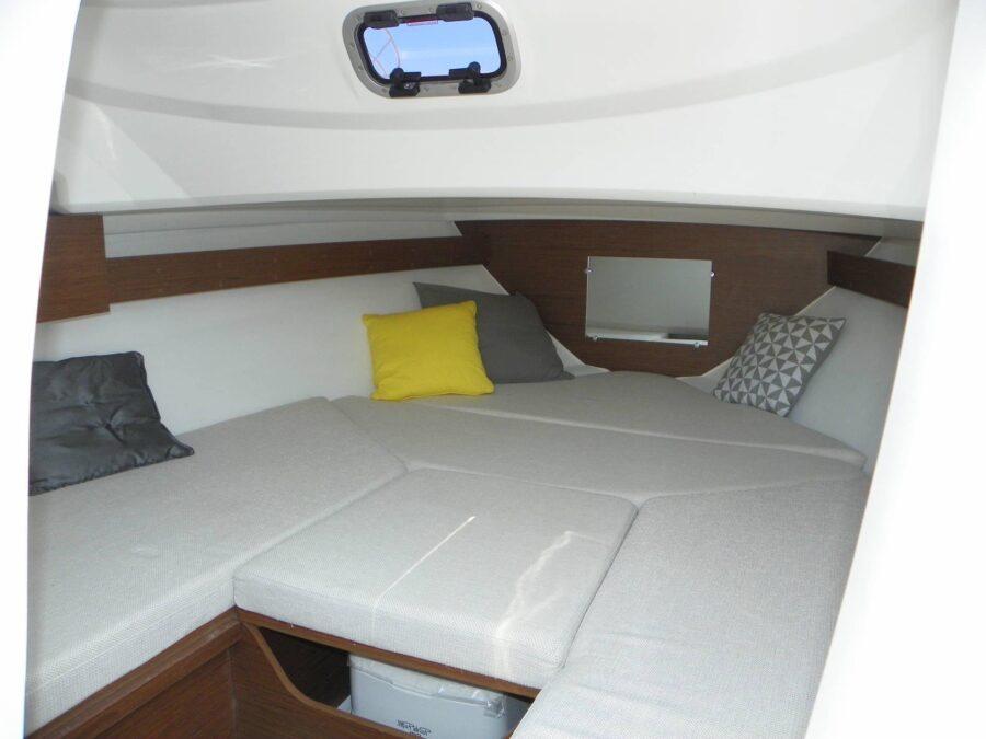Cap Camarat 6.5 WA Serie 3 berth