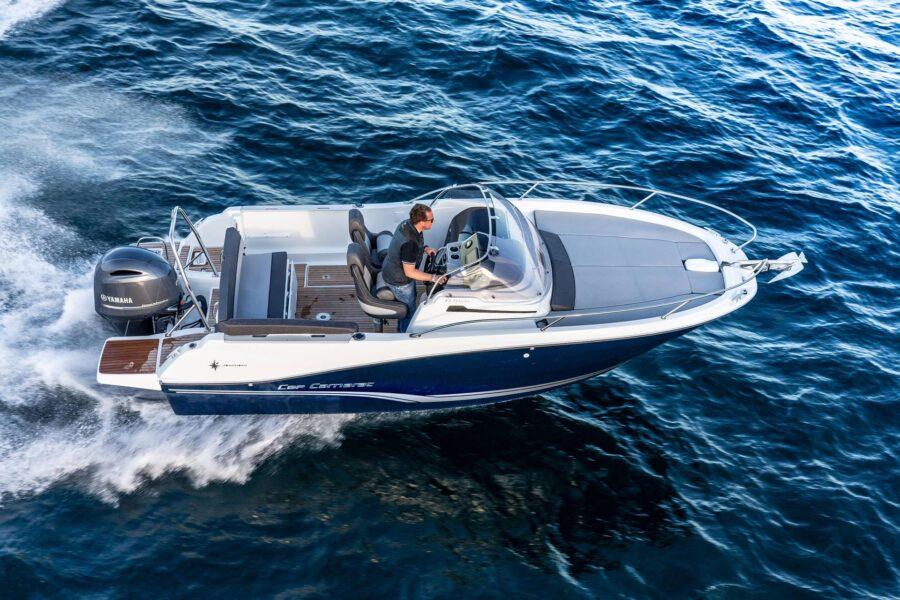 Cap Camarat 6.5 WA Serie 3 deck