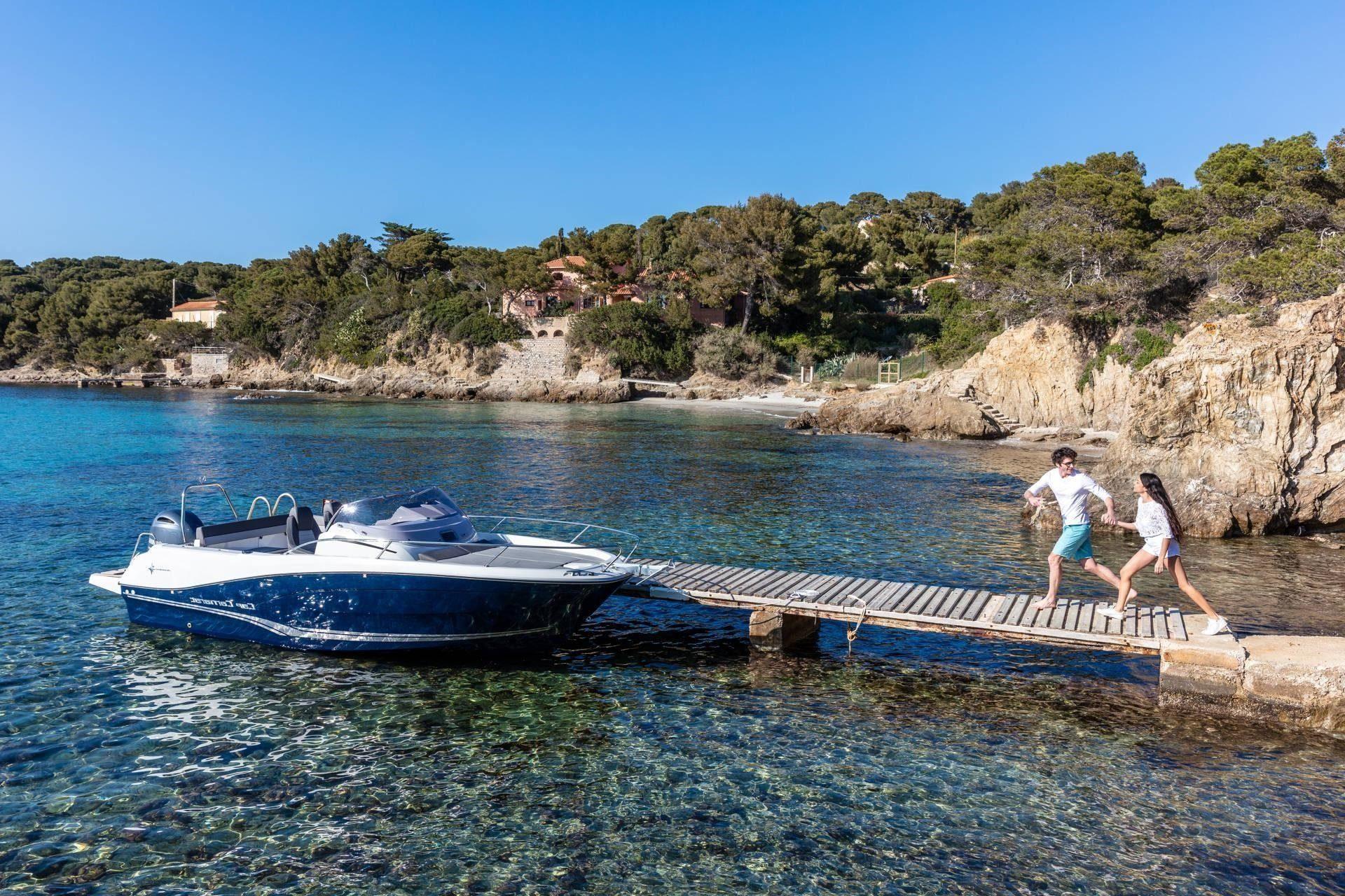 Cap Camarat 6.5 WA Serie 3 motor boat