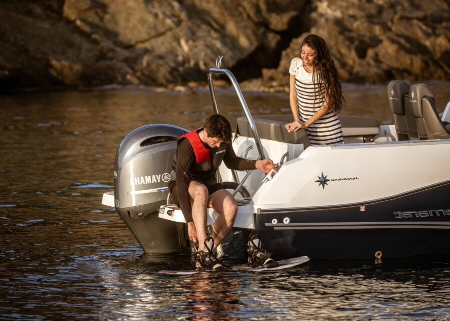 Cap Camarat 6.5 WA Serie 3 powerboat