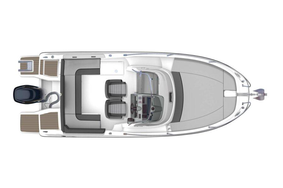 Cap Camarat 6.5 WA Serie 3 scheme