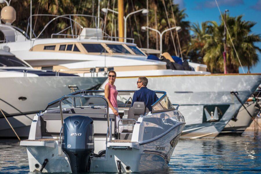 Cap Camarat 7.5 DC Serie 2 luxury powerboat