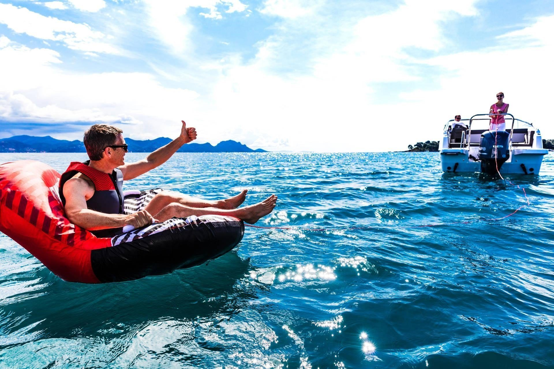 Cap Camarat 7.5 DC Serie 2 water sports