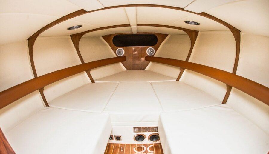 eagle one boat interior