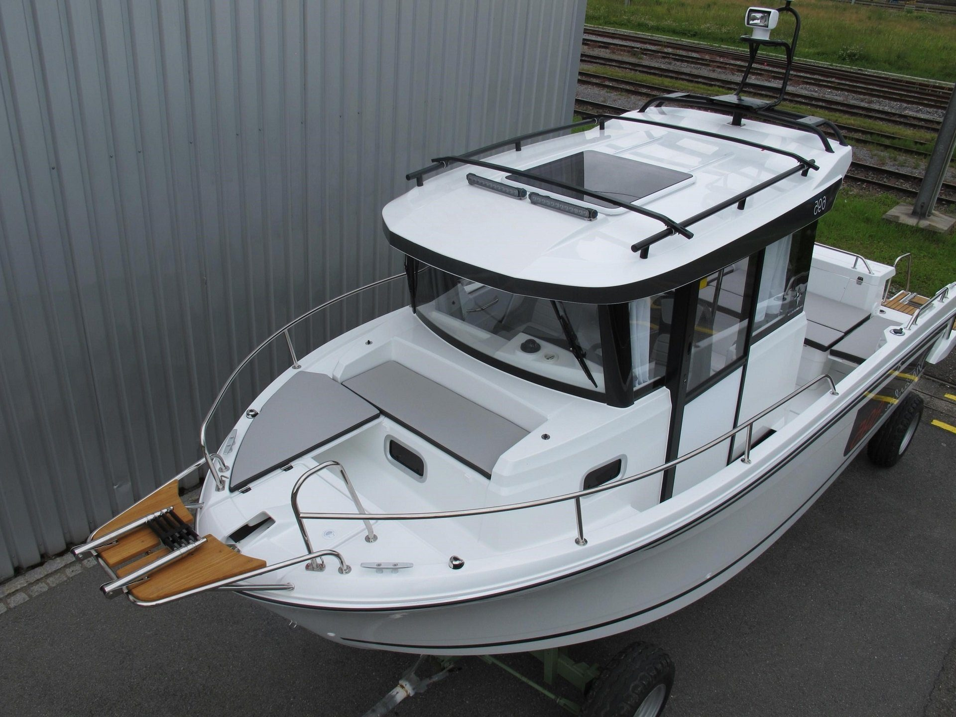 merry fisher 695 marlin serie 2 motorboat