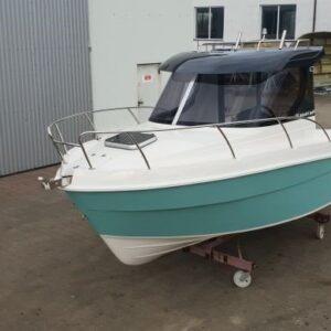 pilothouse 580 polish boat builder