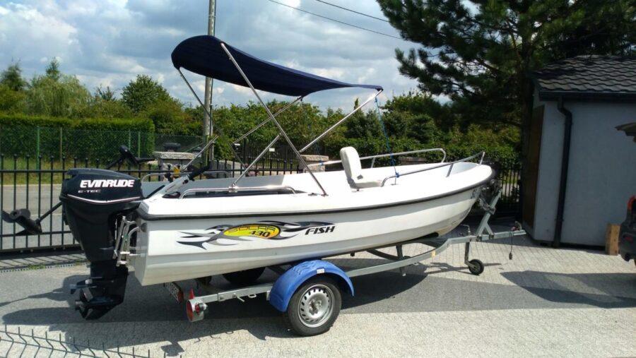 solar 430 fish angler boat