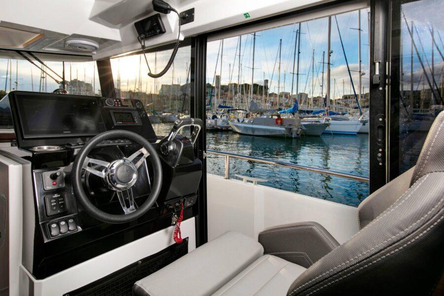 merry fisher 895 marlin pilot armchair