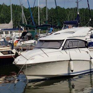 used 640 weekend powerboat