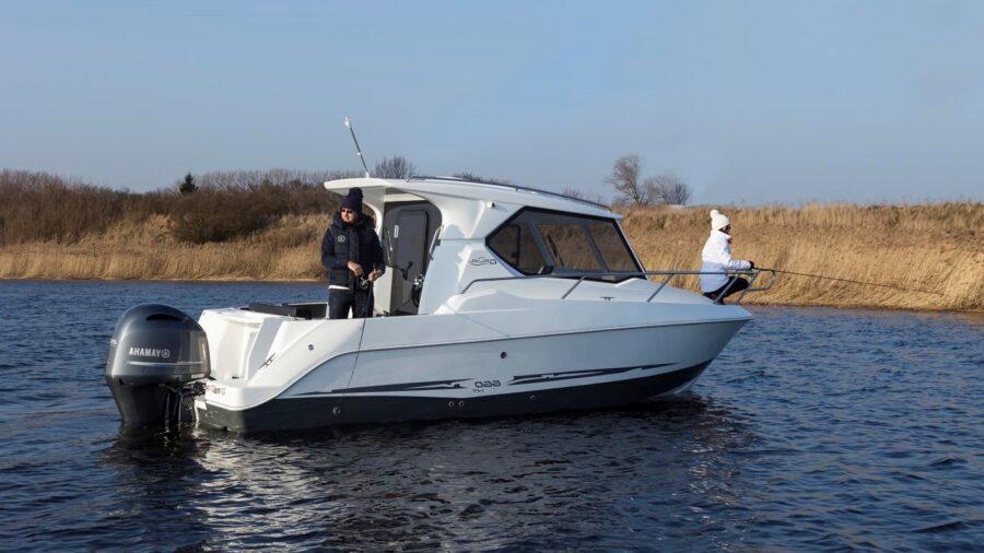 660 fishing boat poland