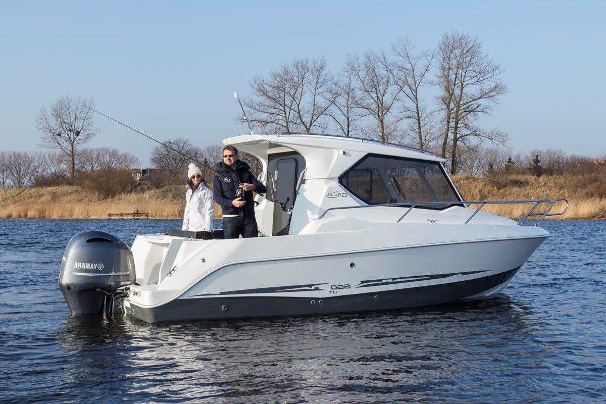 galia 660 ht cabin cruiser for sale