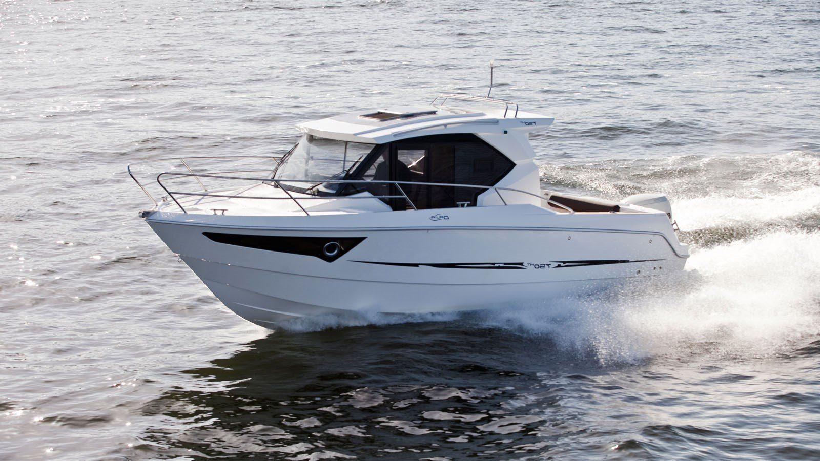 galia 750 powerboat