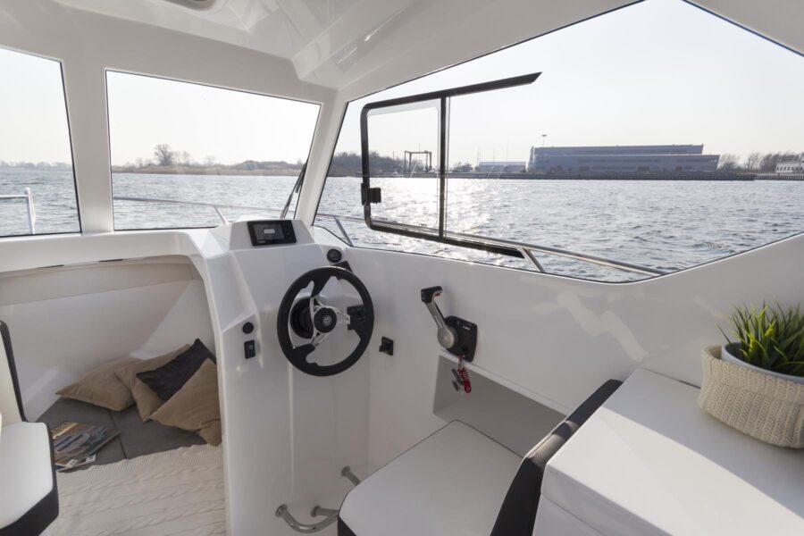 galia boat steering Wheel