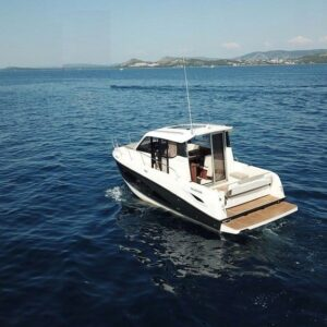 quicksilver 855 weekend powerboat for sale