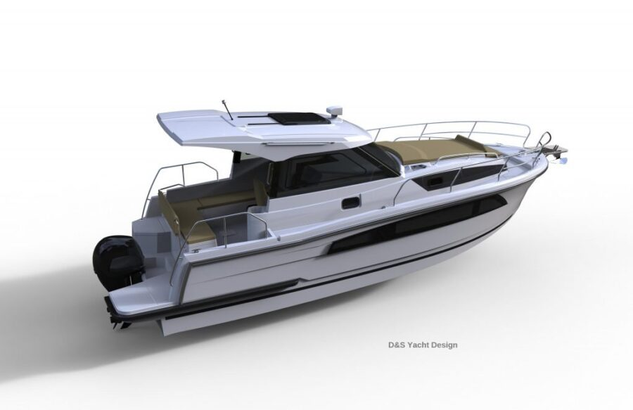 Nautic 30 boats from europe