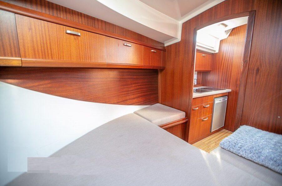 futura 900 yacht charter masuria