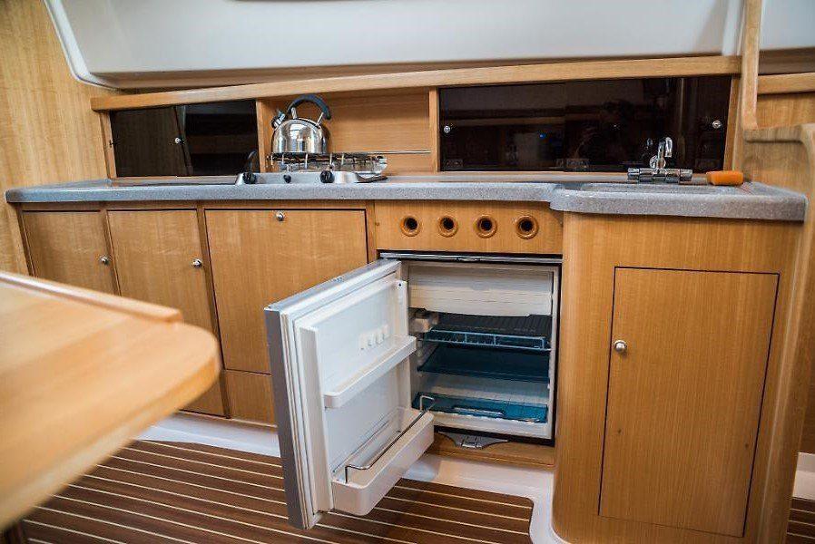 nexus 850 galley northman