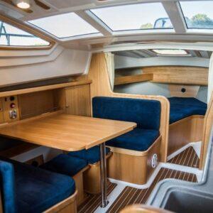 nexus interior used motor yacht poland