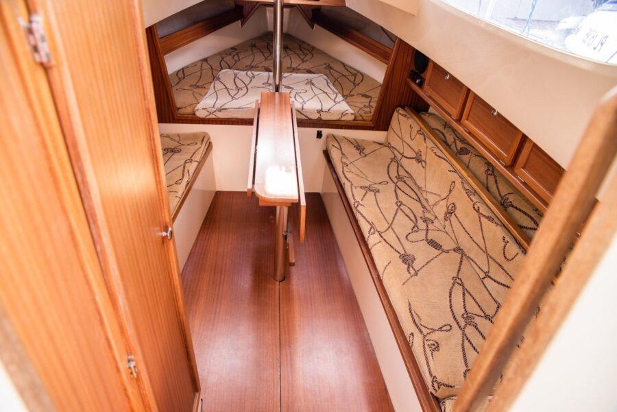 sunhorse boat for sale interior