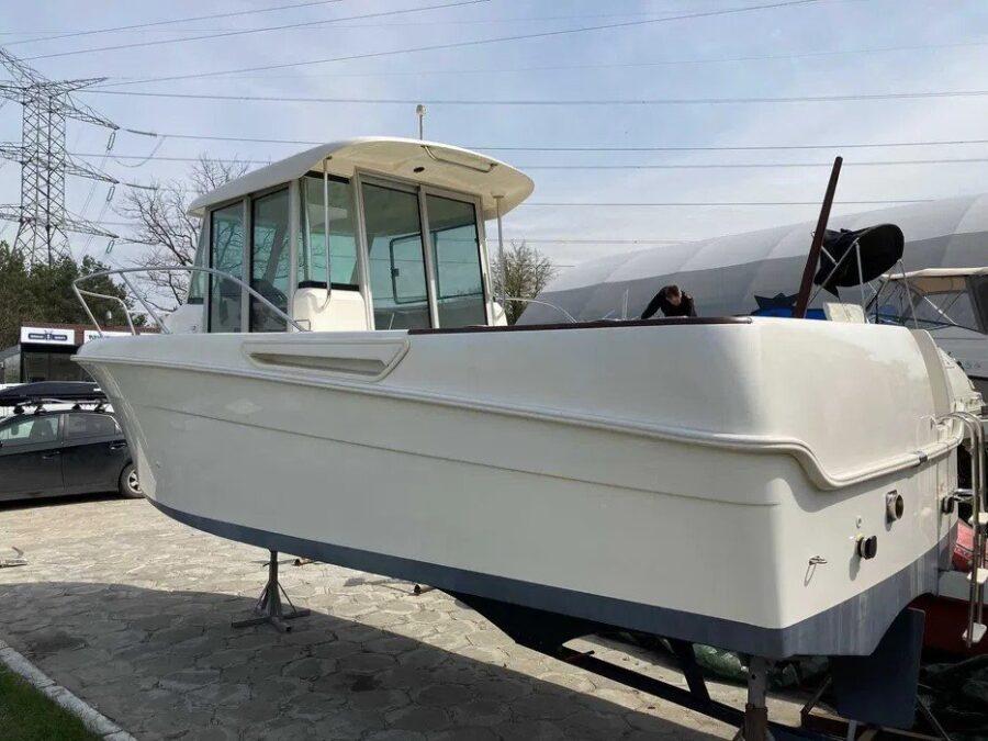 merry fisher marlin 655 hull