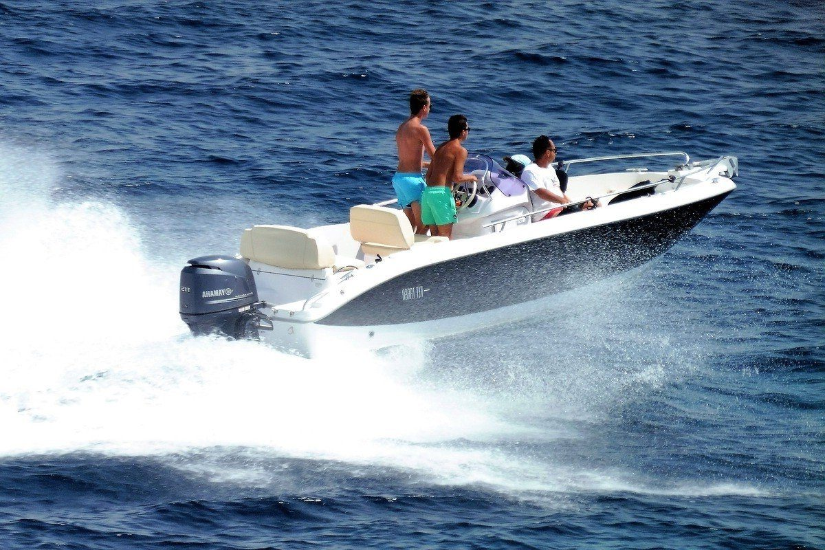 open powerboats for sale