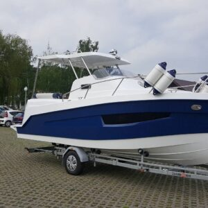 sanat 22 ht powerboat