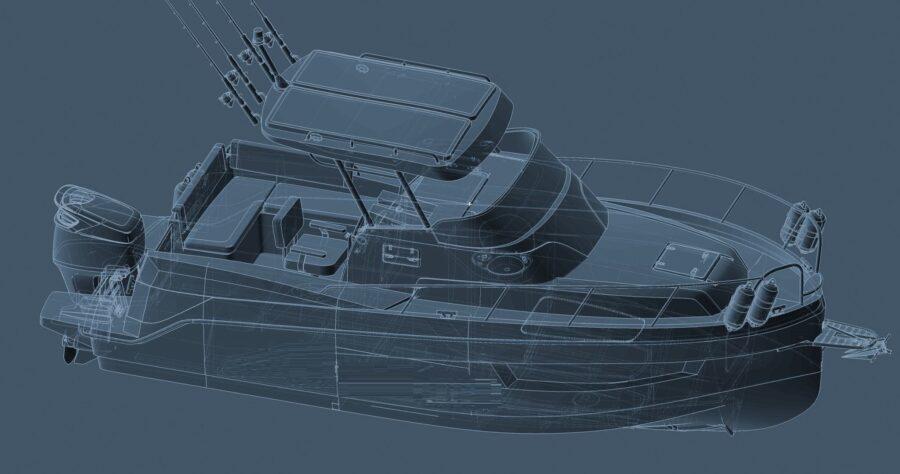 sanat 22 cabin cruiser