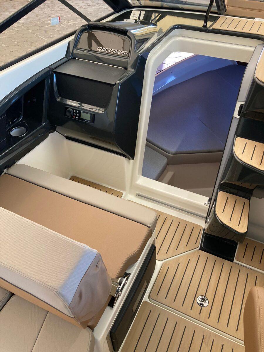 activ 755 cabin boat