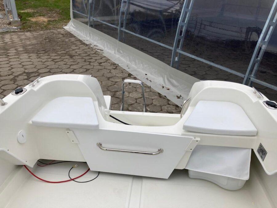 smartliner 19 rear bench